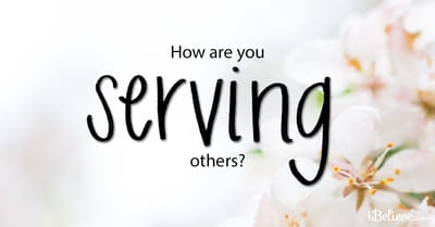 A Prayer to Help You Serve with Right Motives - Your Daily Prayer - July 27, 2016