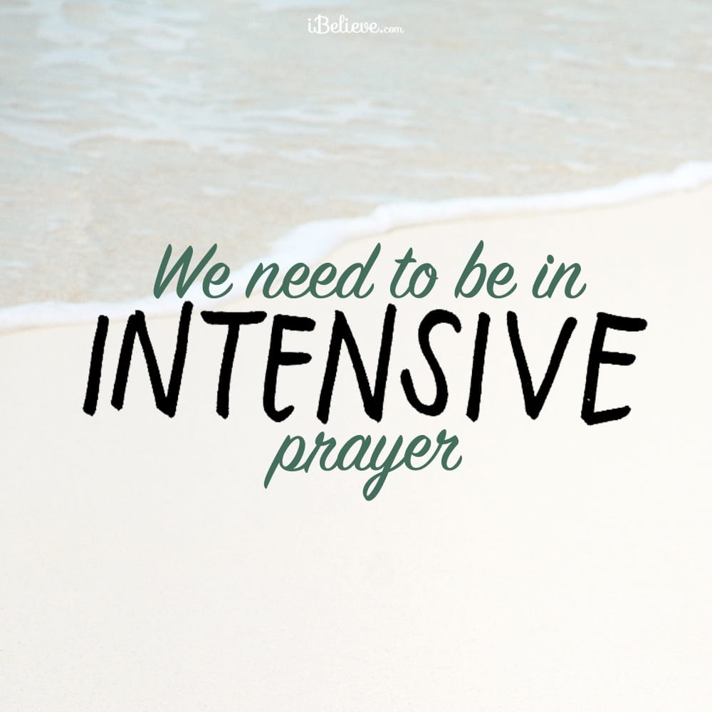intensive-prayer