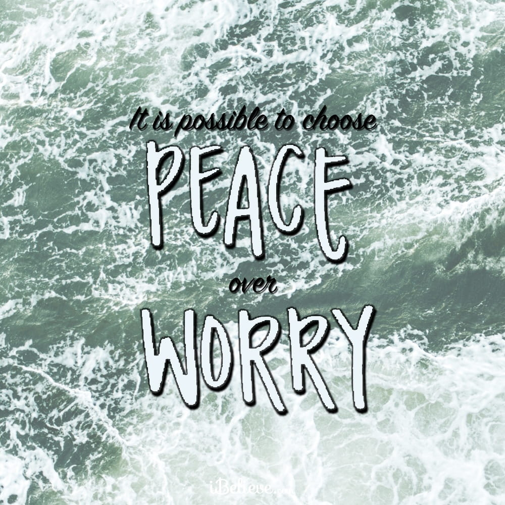peace-over-worry
