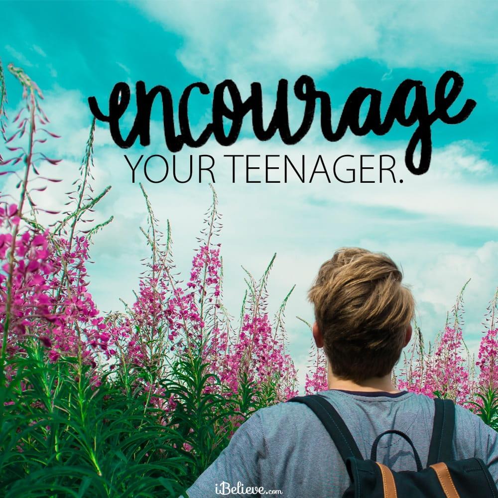 encourage-your-teen