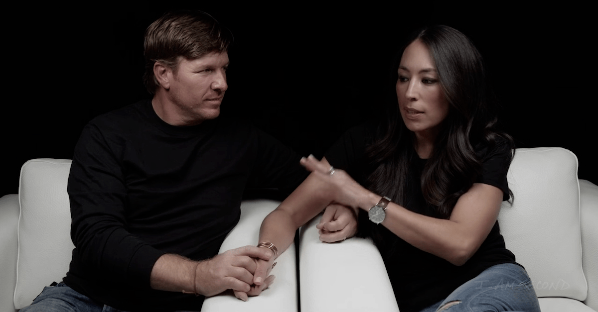 powerful testimony of how god brought chip and joanna gaines together video. Black Bedroom Furniture Sets. Home Design Ideas