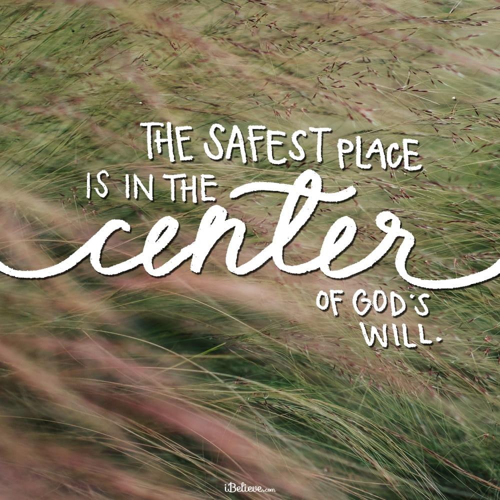 center-gods-will