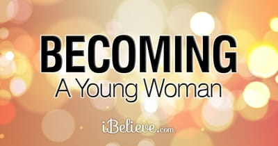 Becoming a Young Woman: A Guide for Girls