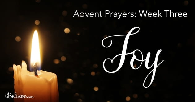 advent prayers week three the joy of advent by faith. Black Bedroom Furniture Sets. Home Design Ideas