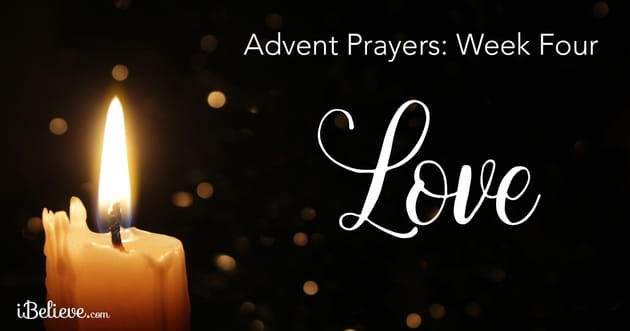 advent prayers week four the love of advent by faith. Black Bedroom Furniture Sets. Home Design Ideas