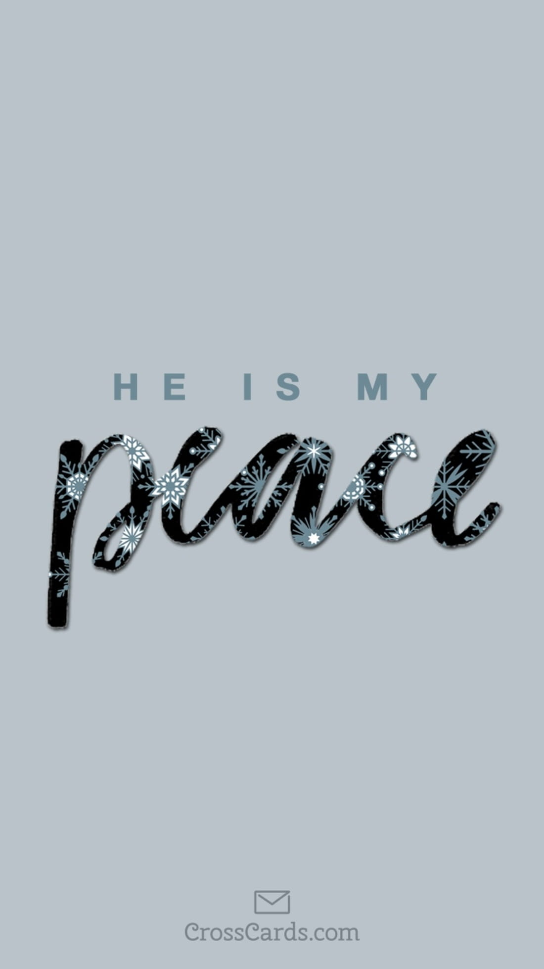 He is My Peace