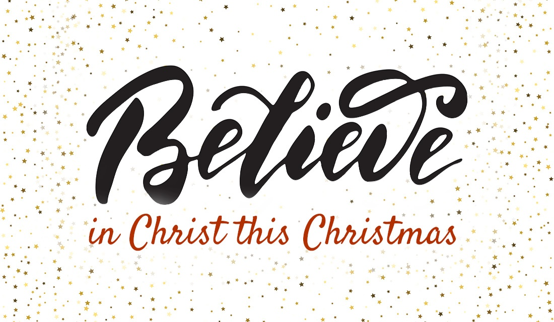 This Christmas, Believe!