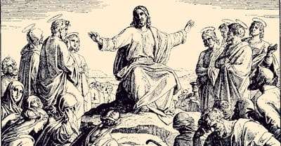 What is Jesus Doing in the Sermon on the Mount?