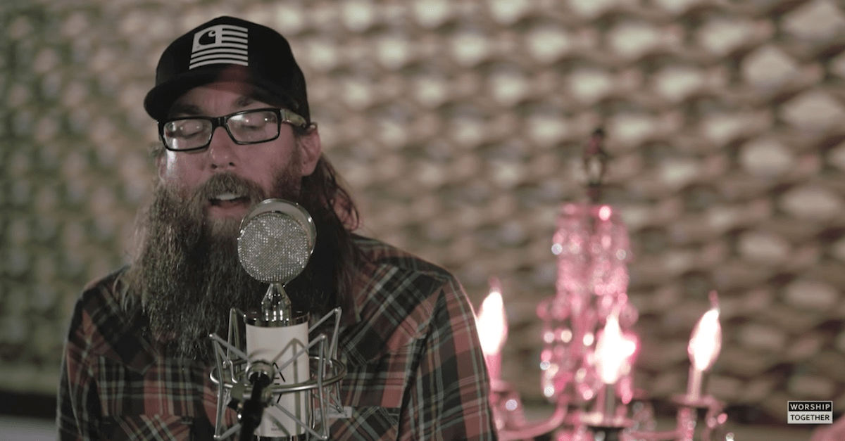 All My Hope Acoustic Performance From Crowder