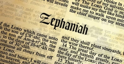 What's the Book of Zephaniah All About?