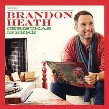 Brandon Heath Stands Out with <i>Christmas Is Here</i>