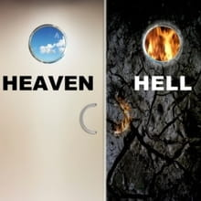 Heaven More Popular than Hell (Surprise?)