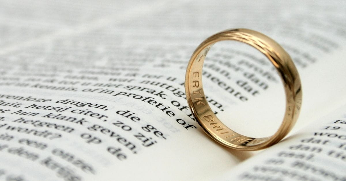 Seek God's Will Carefully When Choosing a Spouse