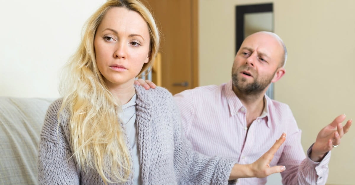 Can I Change a Controlling Spouse?