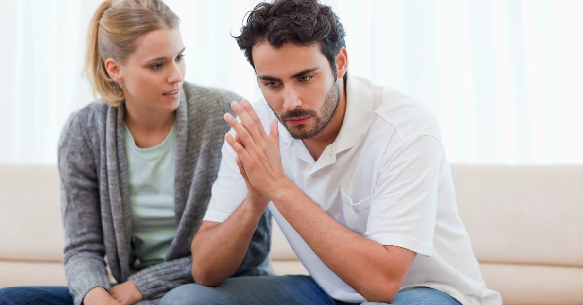 5 Reasons Your Husband Isn't Happy