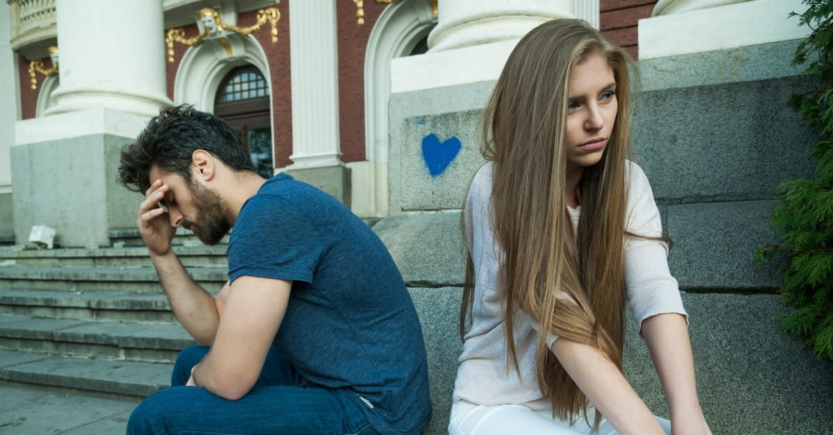 5 Signs the Man You're Dating is Not Your Future Spouse