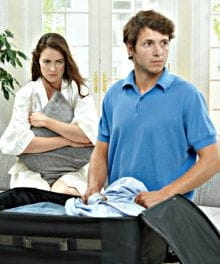 What To Do When Your Spouse Wants Out