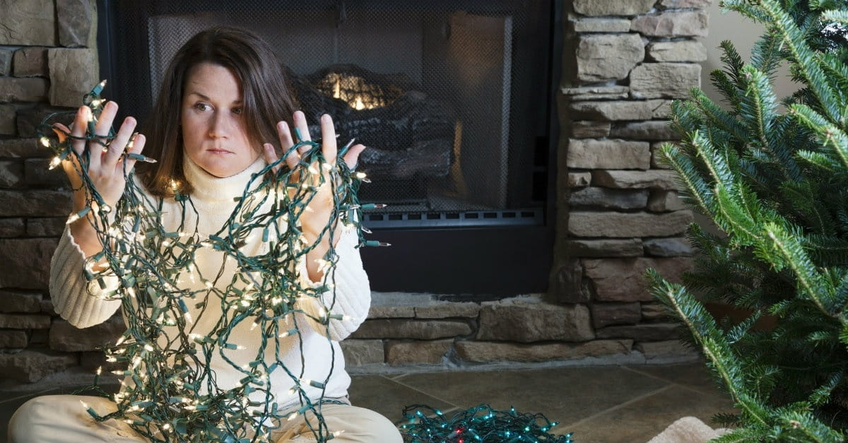 Are You Stressed or Blessed at Christmas?