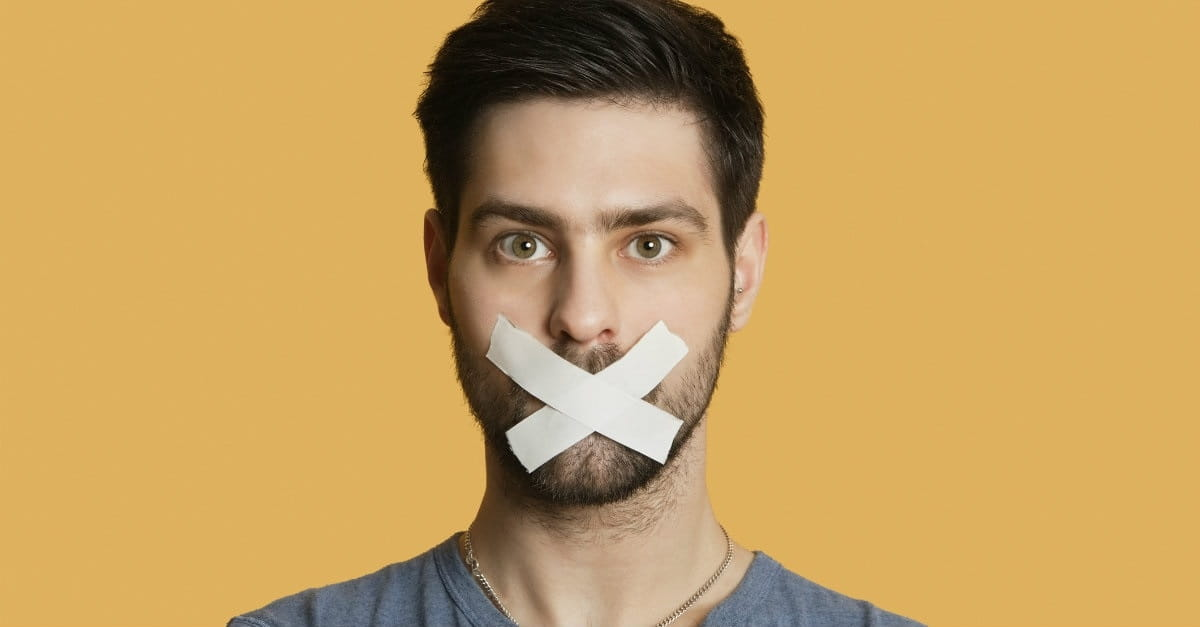 3 Spiritual Reasons to Keep Your Mouth Shut