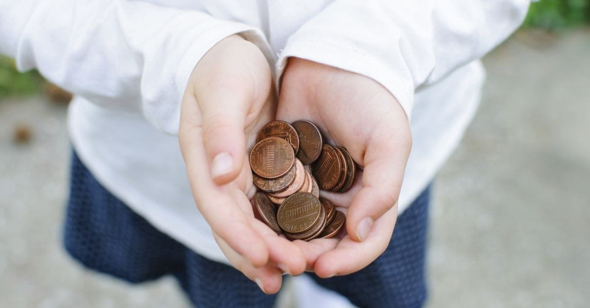 Why I Don't Teach My Children to Tithe