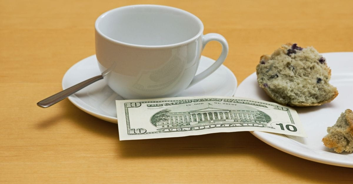 3 Good Reasons Why Christians Should Tip Generously