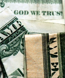 In God We Trust – Uh, Don't We?