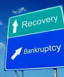 Should Christians Declare Bankruptcy?
