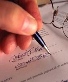 Finances Q&A: Co-Signing a Loan