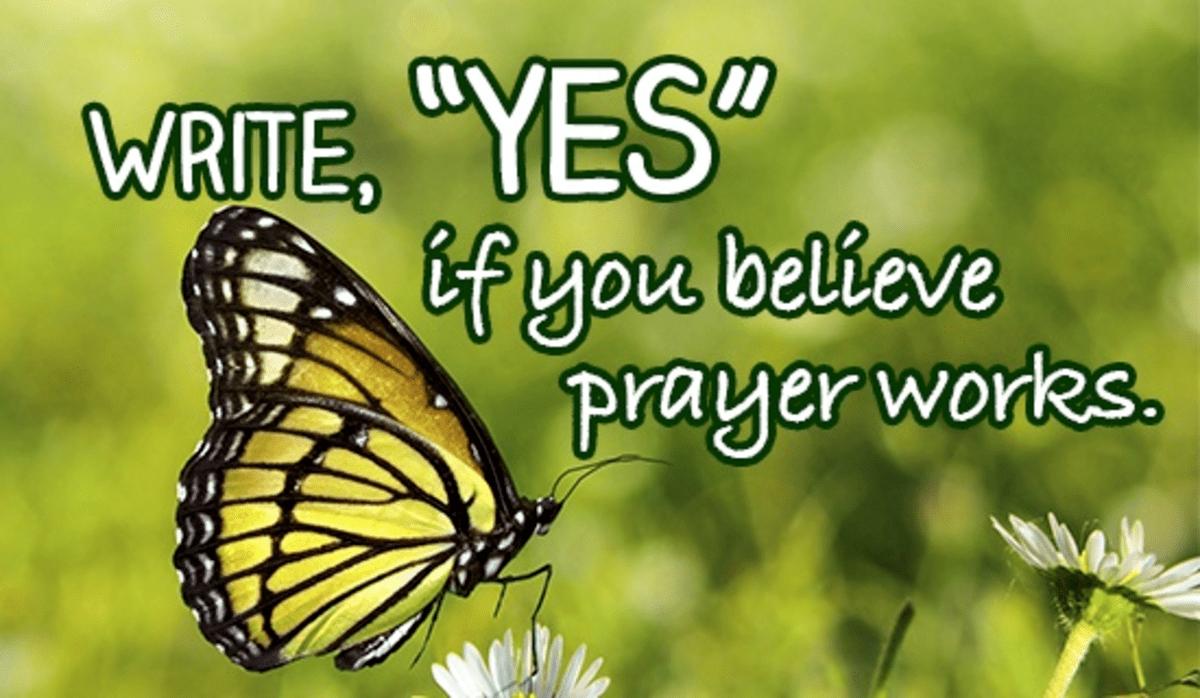 Prayer Works!