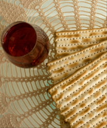 Passover: A Time for Spiritual Cleansings
