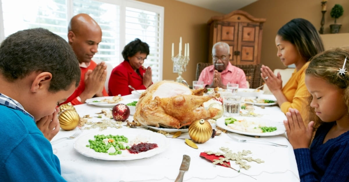 Here's the Difference between Feeling Thankful and Thanksgiving