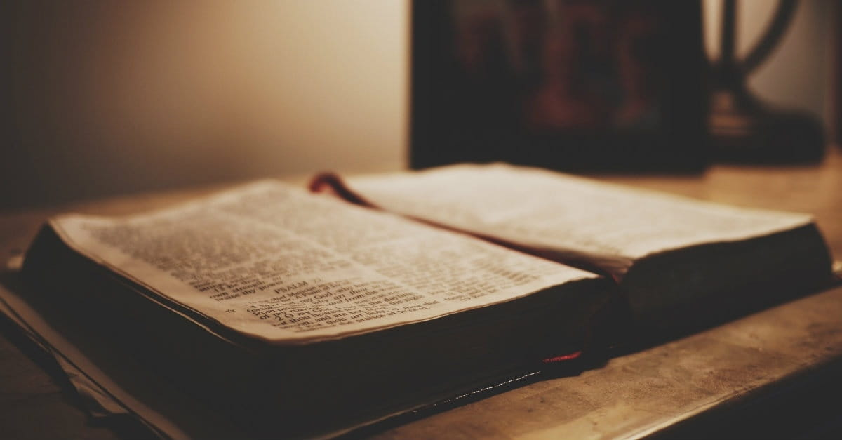 10 Quotes about the Bible from Influential Christians