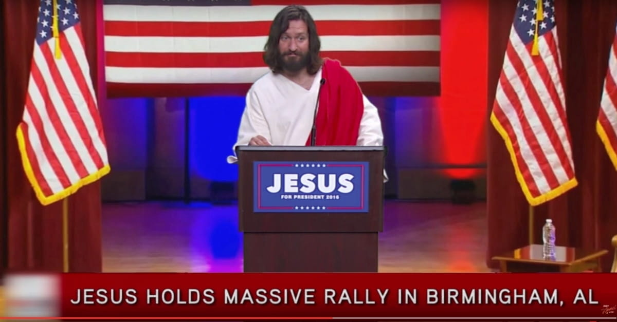Jesus 'n Jimmy Kimmel: How Late-Night TV May Shape the Election