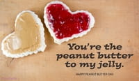Happy Peanut Butter Day (1/24)