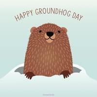 Happy Groundhog Day! (2/2)