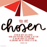 You are Chosen!