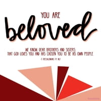You are Beloved!