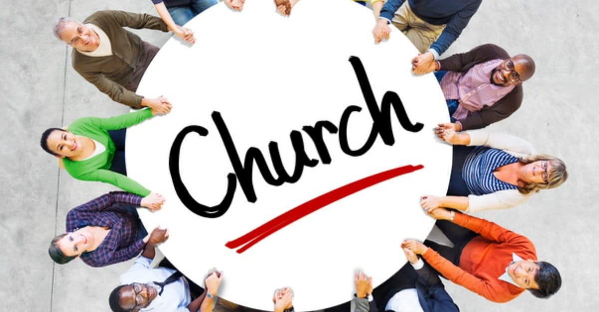 Church is Not for Interacting with People Just Like You