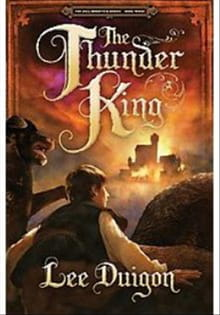 <i>Thunder King</i> Takes Readers to the Brink