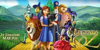 <i>Legends of Oz</i>: Dorothy Shoulda Stayed in Kansas