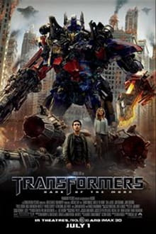 Storytelling Stays Light in <i>Transformers 3</i>
