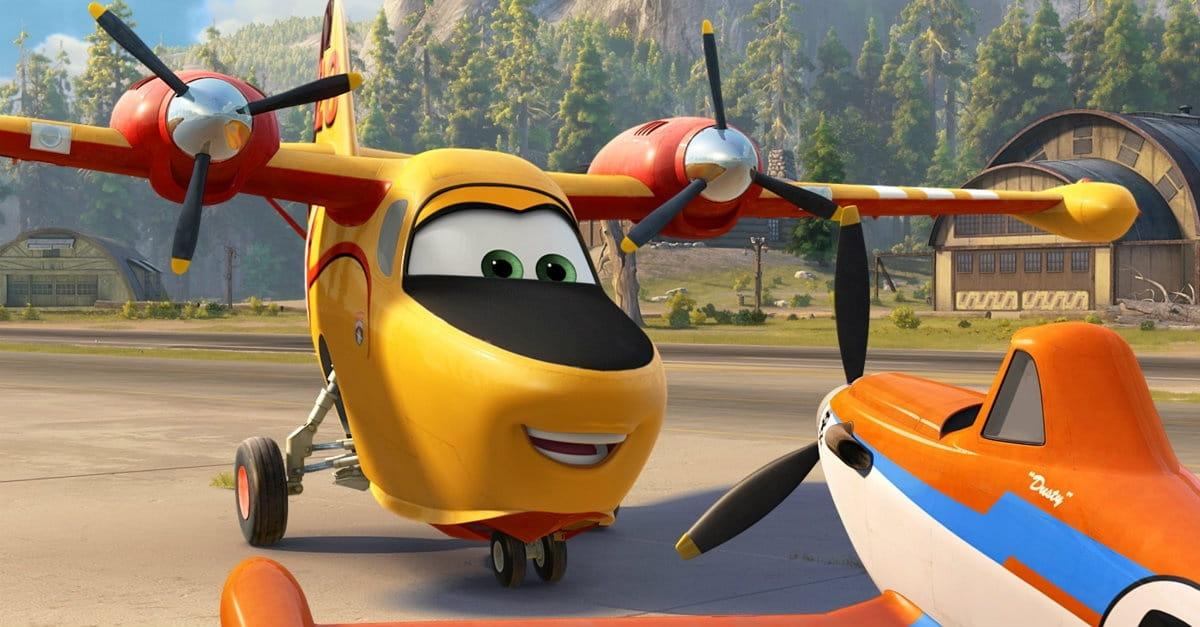 <i>Planes: Fire & Rescue</i> Flies Higher Than Original