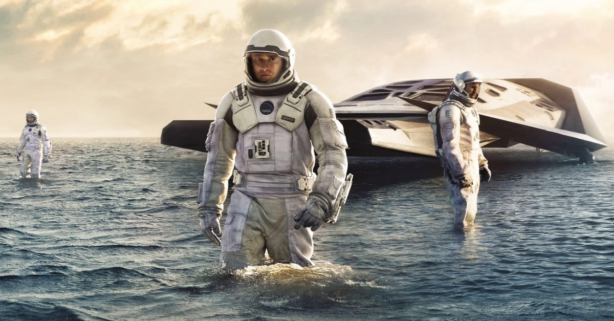 <i>Interstellar</i> Has Big Screen Imagery, Simpler Themes