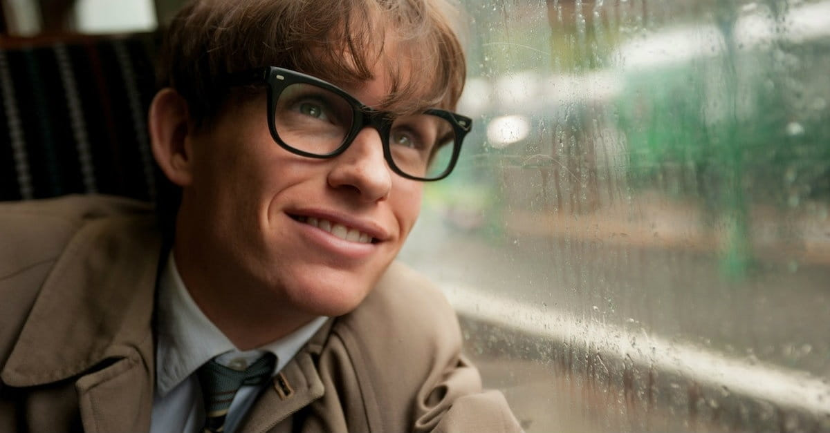 From Heartbreaking to Hopeful, <i>The Theory of Everything</i> Has a Bit of, Well, Everything