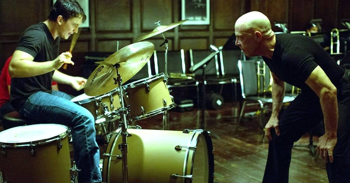 Compelling <i>Whiplash</i> Easily Lives Up to Its Name