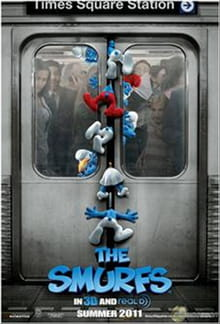 What's Old is Blue Again in <i>The Smurfs</i>