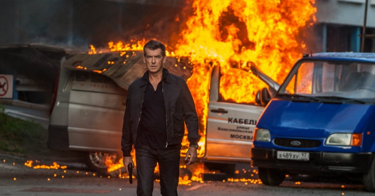 Brosnan More Geriatric Bourne Than Bond in Blasé <i>November Man</i>