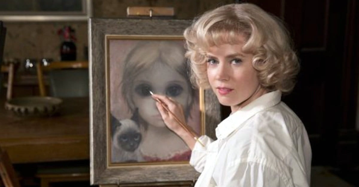 Burton's <i>Big Eyes</i> Bigger Than a Basic Tale of Art vs. Commerce