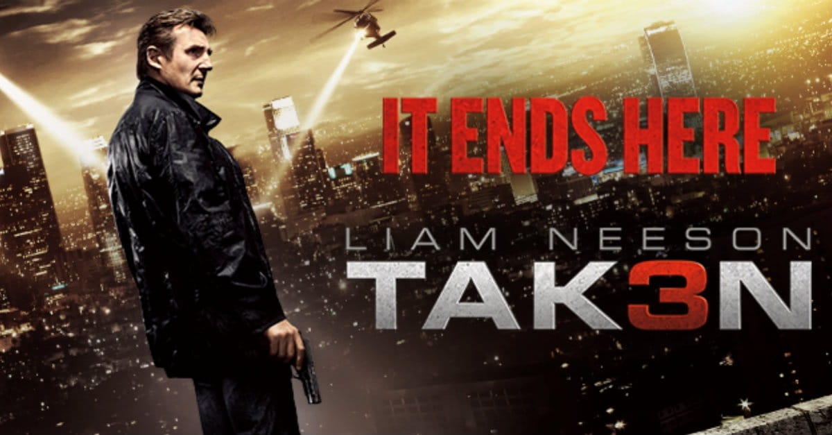 <i>Taken 3</i> is a So-So Ending to a Ho-Hum Franchise