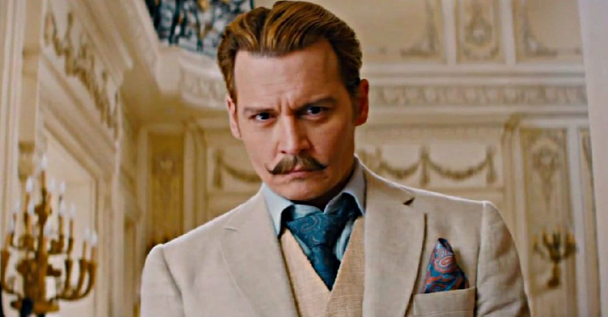 <i>Mortdecai</i>'s a Mess from Start to Finish